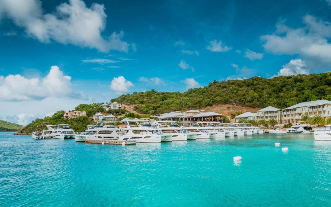 MarineMax Yacht Charters – British Virgin Islands